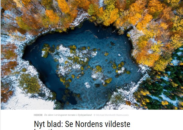 Artikel i nordens største fotomagasin Digital foto