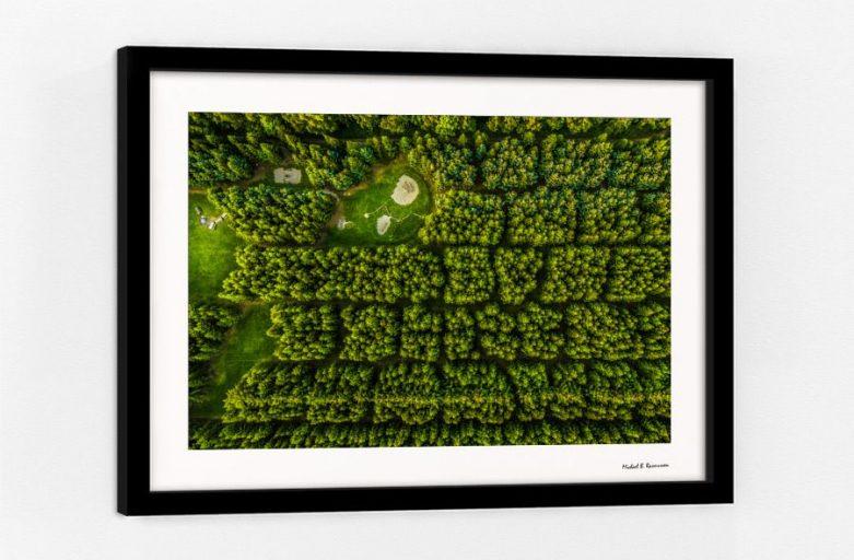 Drone fineart print