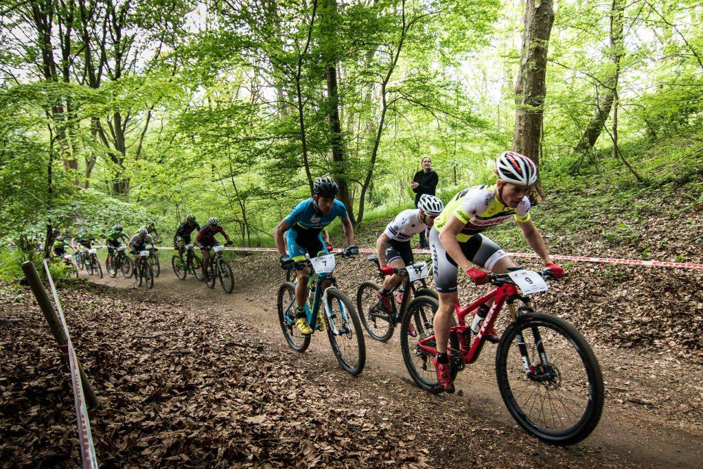 Mountainbike Race, Fruens Plantage 14-15 Maj 2016