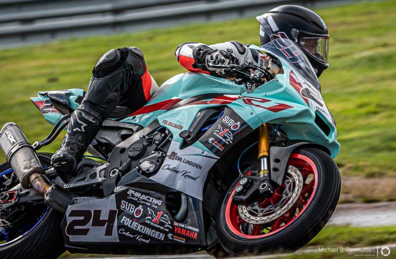 Joakim Linhardt on Anderstorp Raceway SM 7-8 September 2019